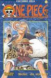Cover for One Piece (Carlsen Comics [DE], 2001 series) #8