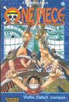 Cover for One Piece (Carlsen Comics [DE], 2001 series) #15