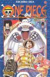 Cover for One Piece (Carlsen Comics [DE], 2001 series) #17