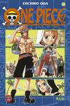 Cover for One Piece (Carlsen Comics [DE], 2001 series) #18