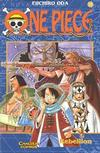 Cover for One Piece (Carlsen Comics [DE], 2001 series) #19