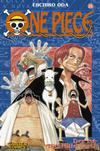 Cover for One Piece (Carlsen Comics [DE], 2001 series) #25