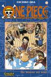 Cover for One Piece (Carlsen Comics [DE], 2001 series) #32