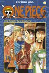 Cover for One Piece (Carlsen Comics [DE], 2001 series) #34