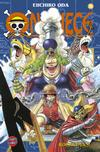 Cover for One Piece (Carlsen Comics [DE], 2001 series) #38