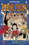 Cover for One Piece (Carlsen Comics [DE], 2001 series) #43