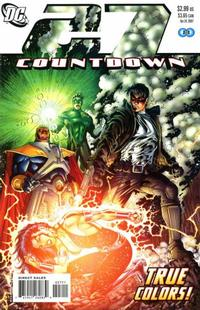 Cover Thumbnail for Countdown (DC, 2007 series) #27