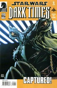 Cover Thumbnail for Star Wars: Dark Times (Dark Horse, 2006 series) #8 [Direct]
