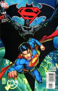 Cover Thumbnail for Superman / Batman (DC, 2003 series) #44