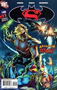 Cover Thumbnail for Superman / Batman (DC, 2003 series) #45