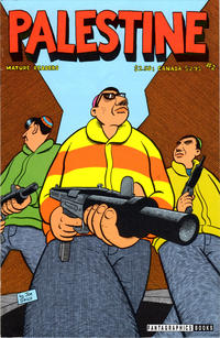 Cover Thumbnail for Palestine (Fantagraphics, 1993 series) #2