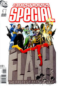 Cover Thumbnail for Countdown Special: The Flash (DC, 2007 series) #1