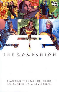 Cover Thumbnail for 52: The Companion (DC, 2007 series)