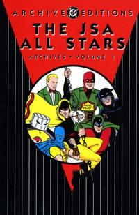 Cover Thumbnail for The JSA All Stars Archives (DC, 2007 series) #1