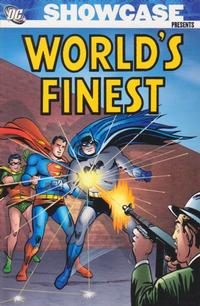 Cover Thumbnail for Showcase Presents: World's Finest (DC, 2007 series) #1