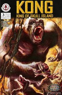 Cover Thumbnail for Kong: King of Skull Island (Markosia Publishing, 2007 series) #3
