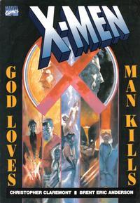 Cover Thumbnail for X-Men: God Loves, Man Kills (Marvel, 1994 series)