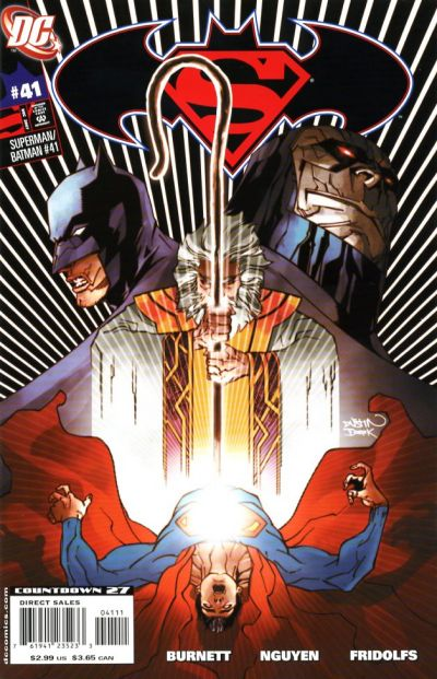 Cover for Superman / Batman (DC, 2003 series) #41