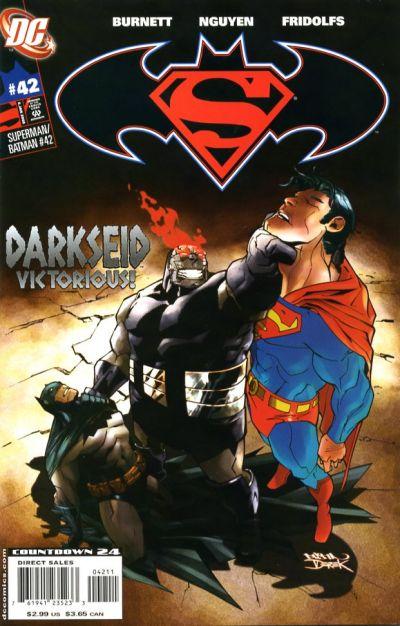 Cover for Superman / Batman (DC, 2003 series) #42