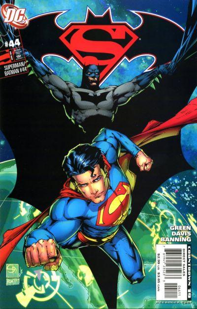Cover for Superman / Batman (DC, 2003 series) #44