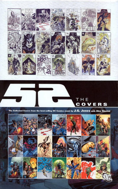 Cover for 52: The Covers (DC, 2007 series)