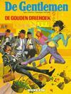 Cover for De Gentlemen (Novedi, 1981 series) #[3] - De club van vier