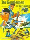 Cover for De Gentlemen (Novedi, 1981 series) #4 - Het zwaard van Koning Arthur