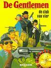 Cover for De Gentlemen (Novedi, 1981 series) #5 - De gouden driehoek