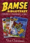 Cover for Bamsebiblioteket (Egmont, 2000 series) #17