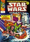 Cover for Star Wars Weekly (Marvel UK, 1978 series) #25