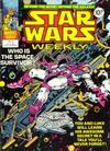 Cover for Star Wars Weekly (Marvel UK, 1978 series) #35
