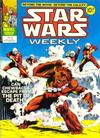 Cover for Star Wars Weekly (Marvel UK, 1978 series) #38