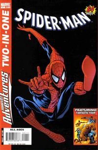 Cover Thumbnail for Marvel Adventures Two-In-One (Marvel, 2007 series) #1