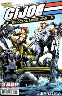 Cover Thumbnail for G.I. Joe: Special Missions Brazil (Devil's Due Publishing, 2007 series)