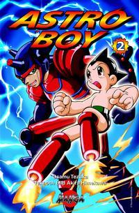 Cover Thumbnail for Astro Boy (Bonnier Carlsen, 2005 series) #2