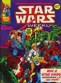Cover Thumbnail for Star Wars Weekly (Marvel UK, 1978 series) #3