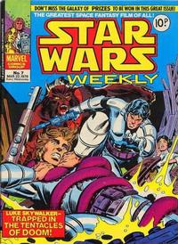 Cover Thumbnail for Star Wars Weekly (Marvel UK, 1978 series) #7