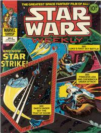 Cover Thumbnail for Star Wars Weekly (Marvel UK, 1978 series) #9
