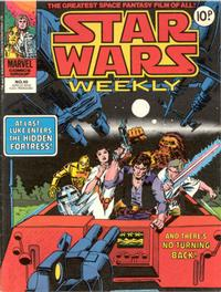 Cover Thumbnail for Star Wars Weekly (Marvel UK, 1978 series) #10