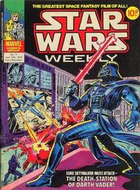 Cover Thumbnail for Star Wars Weekly (Marvel UK, 1978 series) #11