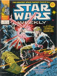 Cover Thumbnail for Star Wars Weekly (Marvel UK, 1978 series) #12