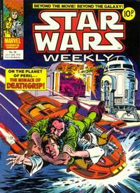 Cover Thumbnail for Star Wars Weekly (Marvel UK, 1978 series) #25