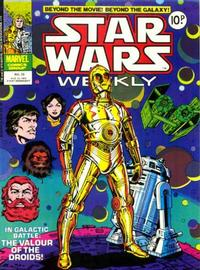 Cover Thumbnail for Star Wars Weekly (Marvel UK, 1978 series) #29