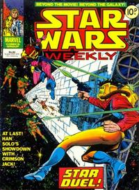 Cover Thumbnail for Star Wars Weekly (Marvel UK, 1978 series) #30