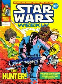 Cover Thumbnail for Star Wars Weekly (Marvel UK, 1978 series) #31