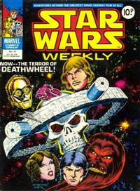 Cover Thumbnail for Star Wars Weekly (Marvel UK, 1978 series) #37