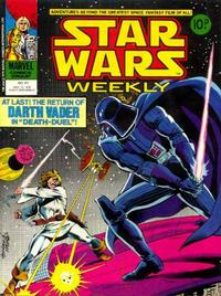 Cover Thumbnail for Star Wars Weekly (Marvel UK, 1978 series) #41