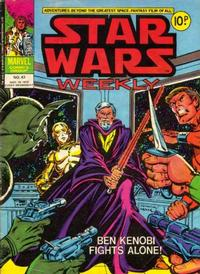Cover Thumbnail for Star Wars Weekly (Marvel UK, 1978 series) #43