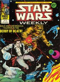 Cover for Star Wars Weekly (Marvel UK, 1978 series) #45