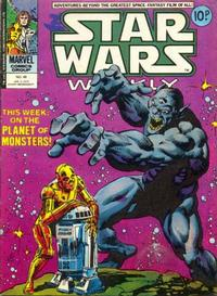 Cover Thumbnail for Star Wars Weekly (Marvel UK, 1978 series) #48